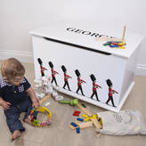 Keepsake Gifts by Picture Proud Ltd Toy Box With A London Design
