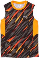 Fila Shocking Orange BrushstrokeFila Athletic Tank - Boys