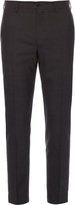 Acne Studios Stan checked wool trousers