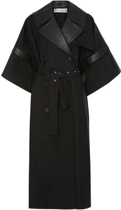 J.W.Anderson Kimono trench coat