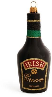 Harrods Irish Cream Christmas Decoration