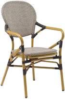 Dover Mason Moroccan Bazaar Isadora Dining Chair with Arms