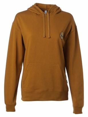 RVCA Women's Patch Seal PO Hooded Sweatshirt
