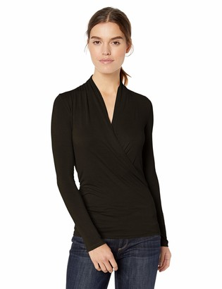Enza Costa Women's Long Sleeve Ballet Top