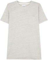 Norse Projects Ecru Flamé Cotton T-shirt