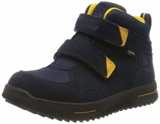 Timberland Unisex Kids' City Stomper Mid Gore-Tex (Youth) Classic Boots
