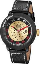 Gevril Men's Alberto Ascari Limited Edition Strap Watch
