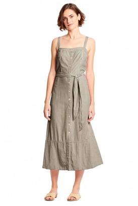 Michael Stars Raina Button Front Dress - Medium
