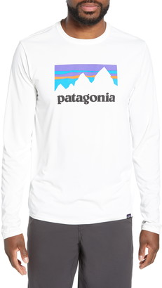 Patagonia Capilene® Cool Daily Long Sleeve T-Shirt