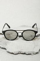 Forever 21 Men Mirrored Round Sunglasses