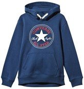 Converse Navy Chuck Patch Fleece Hoodie