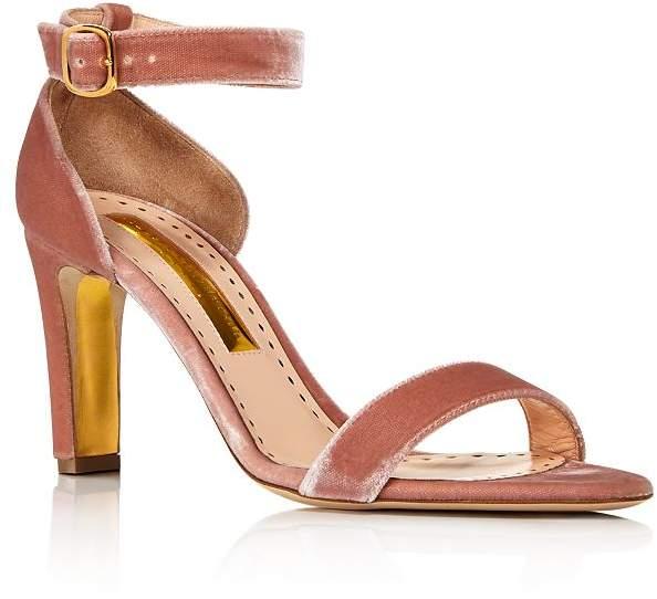 691f1d203 Rupert Sanderson Strap Women's Sandals - ShopStyle