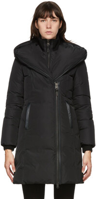 Mackage Black Down Kay Coat