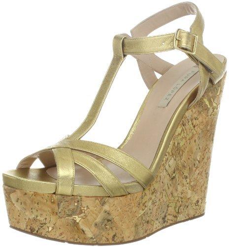 Pura Lopez Women's Duna Wedge Sandal