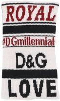 Dolce & Gabbana Millennials Sweatband Cuffs