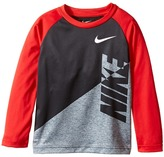 Nike Splice Heather Dri-Fit Tee Boy's T Shirt