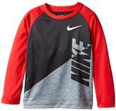 Nike Splice Heather Dri-Fit Tee (Toddler)