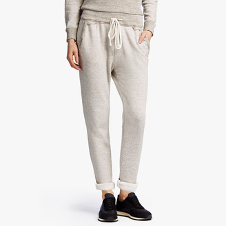 James Perse Plush Terry Sweatpant