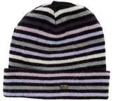 Sonia Rykiel Striped Wool Beanie
