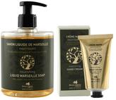 Organic Olive Oil Liquid Soap and Hand Cream