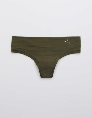 aerie Real Me Thong Underwear