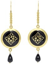 Mela Artisans Bold Baroque Earrings