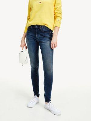 Tommy Hilfiger Super Skinny High Rise Dynamic Jeans