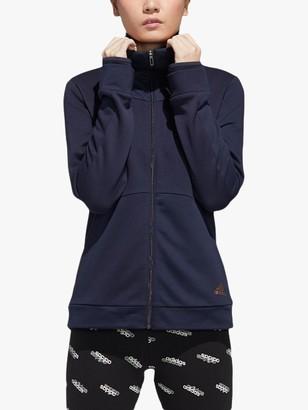 adidas U4U Full Zip Track Jacket, Legend Ink