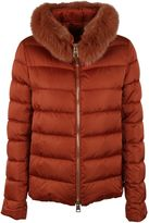 Herno Furry Trim Padded Jacket