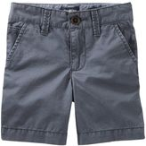 Osh Kosh Toddler Boy Solid Dock Shorts