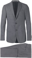 Z Zegna notched lapel two-piece suit - men - Acetate/Cupro/Viscose/Wool - 46