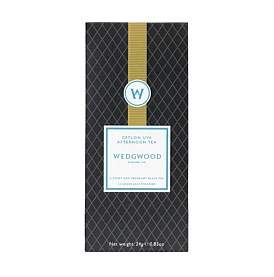 Wedgwood Signature Tea Ceylon Uva / Afternoon Tea 12 Bags
