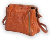 Old Trend Leek-Leather Crossbody Bag