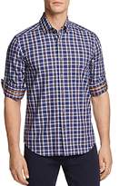 Robert Graham Marten Plaid Slim Fit Button-Down Shirt - 100% Exclusive