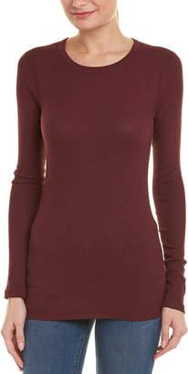 Three Dots Mini Thermal Sweater