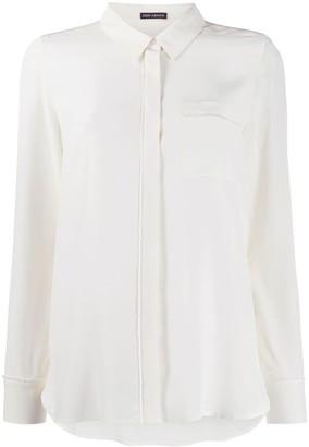 Iris von Arnim Classic Silk Shirt