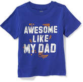 Old Navy Graphic Tee for Toddler Boys