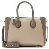 Michael Kors Helena Leather Shoulder Bag