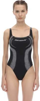 Misbhv Active Techno Jersey Bodysuit