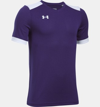 Under Armour Kids' UA Threadborne Match Jersey