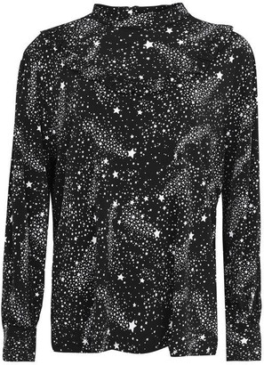 Oasis Curve Star Print Blouse