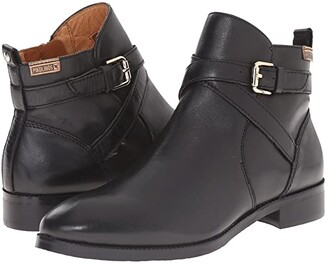 PIKOLINOS Royal W4D-8614 (Black) Women's Shoes