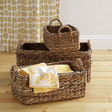 World Market Miranda Banana Bark Baskets