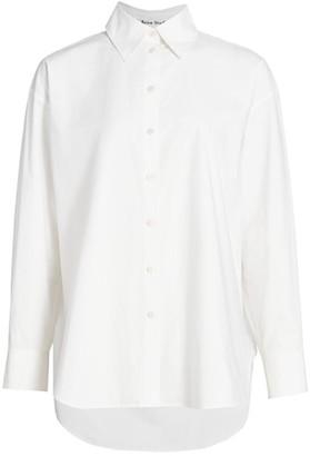 Acne Studios Poplin Shirt