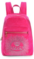 Juicy Couture Crown Jewel Backpack