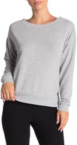 Theo And Spence Snap Side Dolman Sleeve Pullover