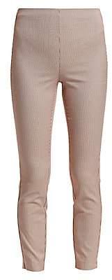 Rag & Bone Women's Simone Mini Houndstooth Pants - Size 0
