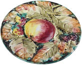One Kings Lane Vintage Italian Fruit Plate