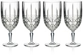 Marquis by Waterford Brady 4-Pc. Iced Beverage Glass Set