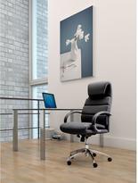 ZUO Lider Comfort Office Chair in Black